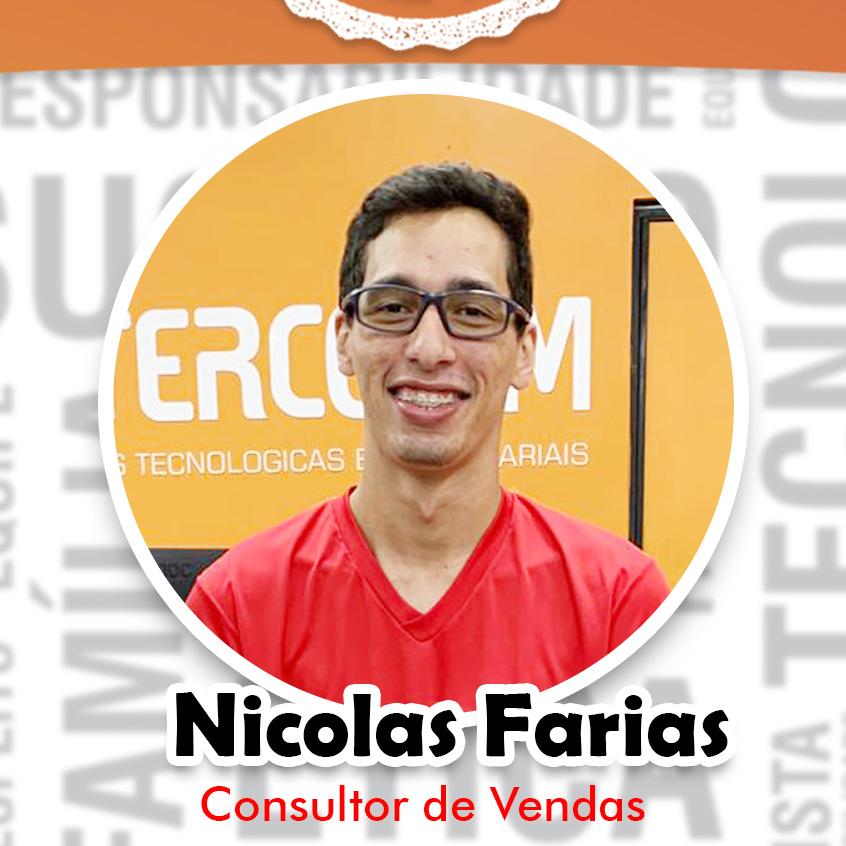 Nicolas Farias
